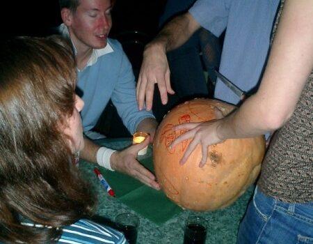 HALLOWEEN NIGHT 2007