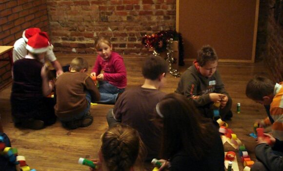 CHRISTMAS KIDS CLUB 12 2007