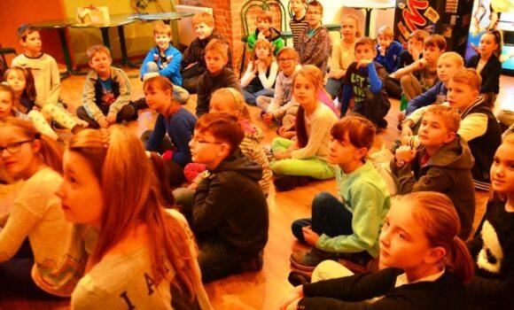 MIKOŁAJKOWY KIDS CLUB 2014
