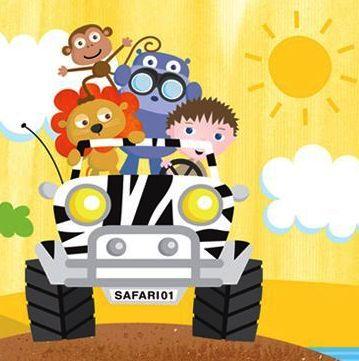 KIDS CLUB – SAFARI, ZDJĘCIA!