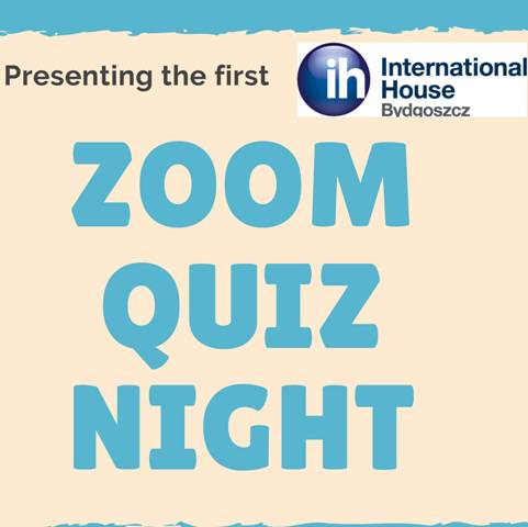 ZOOM QUIZ NIGHT SPRING 2020